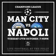 Man City vs Napoli